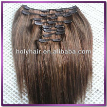 unprocessed vigin 100% virgin real malaysian hair weft with clip in malaysian hair extensions malaysian hair wet and wavy