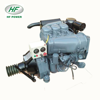 Deutz 912 Engine Air Cooled F3l912 With Control Panel Clutch And Pulley Buy Engine F3l912 Deutz 912 Engine Deutz Air Cooled F3l912 Product On