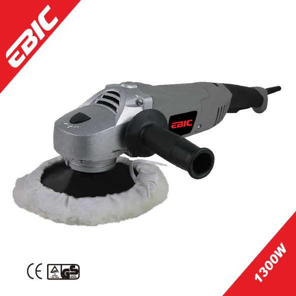 EBIC Power Tools 1300W Electric Cordless Rotary Car Polisher