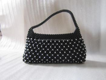 Magnificent Bead Handbag Marvelous 100 Handmade From Vietnam