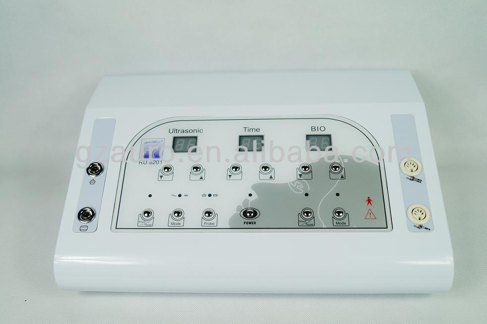 AU-8201 hot sell beautiful image microcurrent ultrasound machine lowest price for sale au-8201