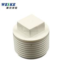 MILK WHIT Pressure fittings PVC fittings BS4346 MALE PLUG