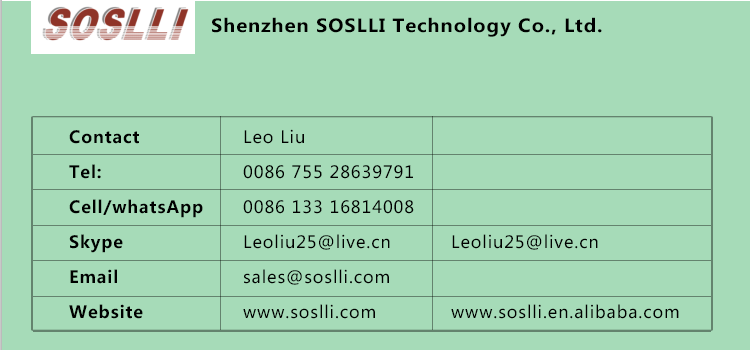 SOSLLI 18650 7.4V 5200mAh 2S2P rechargeable lithium ion battery pack