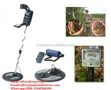 Pinpoint factory China Professional Non-Ferrous Metal Detector 5 meter Depth Underground Ferrous Metal Detector