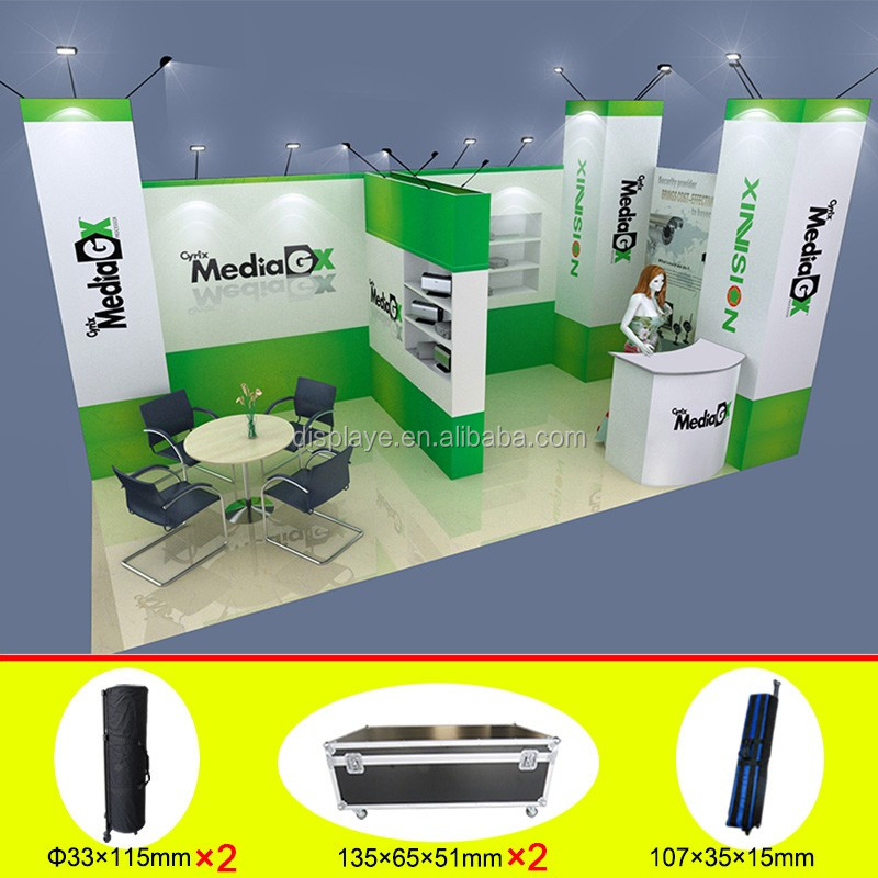 DIY! Trade Show Booth Design Ideas