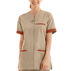 Office cleaning service cleaning service uniform hospital hotel housekeeping staff uniform