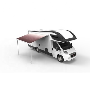 Big size full cassette car motorhome awning