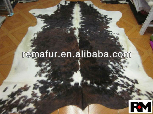 FACTORY WHOLESALE COW HIDE WITH HAIR ON