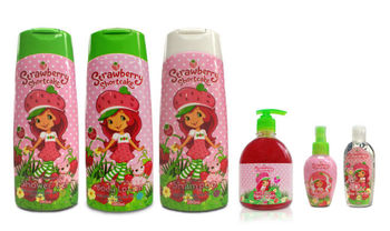 Strawberry Shortcake Range For Kids - Buy Children Skin Care ...