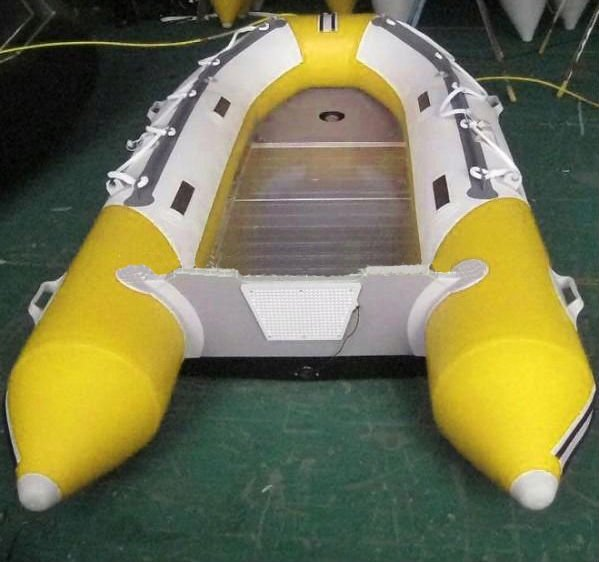 China New personal jet boat with good quality boat motor for sale