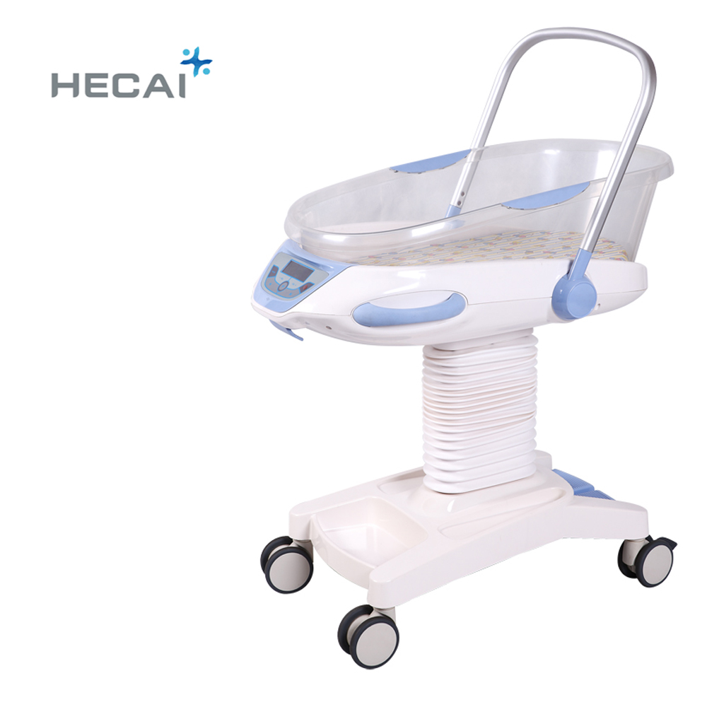 Hot sale hospital infant bed baby crib