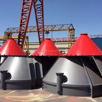 High productive cement silos 30T 50T 100T 150T 200T 250T 300T soil cement mixing equipment
