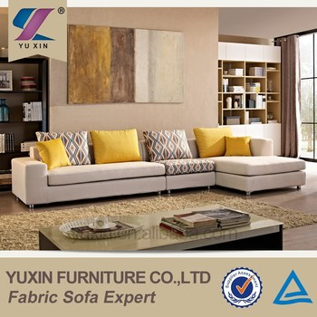 Foshan Shunde Furniture Living Room Corner Sofa Set Designs And Prices Sectional L Shape