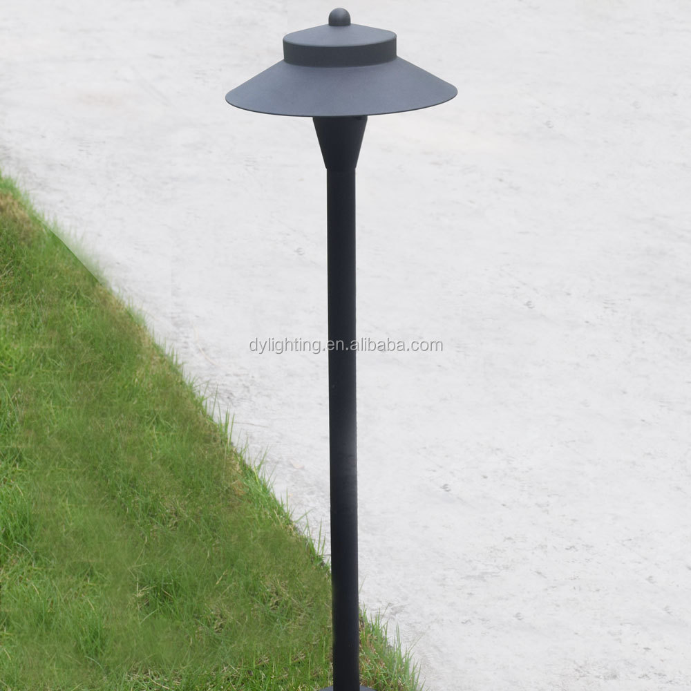 3w Integrated Led Spread Light For Landscaping 12v Waterproof Path Low Voltage Vista Landscape Lighting