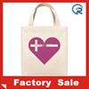 canvas shopping bags /eco tote bag/canvas bag wholesale