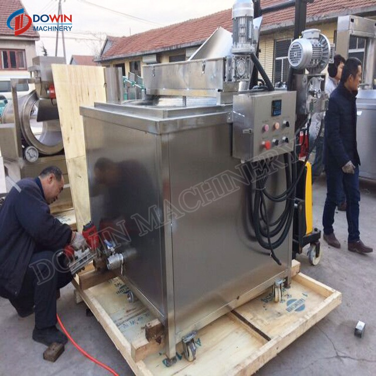 Frozen French Fries Chips Processing Equipment Frying ...
