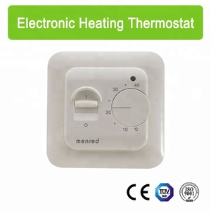 High quality mechanical floor heating mechanical room electric electronic thermostat controller temperature