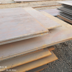 Weathering Corten Steel Plates / Sheets / Panelsl cladding A588 GR A Gr B SPAH prices