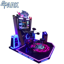 Commercial coin pusher Jazz hero drum music game machine