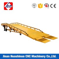 High Efficient Adjustable Lower Price Loading Dock Ramp For Sale