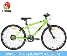24 inch mountain bicycle in V brake and single speed