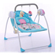 2017 hot sale electric baby sleeping swing rocking chair