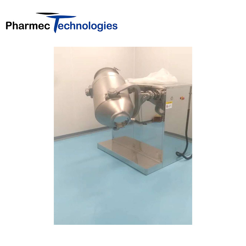 Machinery automatic 3d multi-directional mixer wholesale blenders