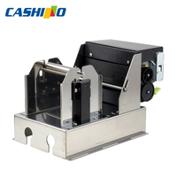 3 inch 80mm Cashino USB/RS232/TTL parking ticket thermal printer OEM kiosk printer with auto cutter