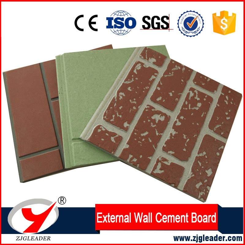 Cement Board Brand Names : Exterior wall siding panel waterproof fireproof