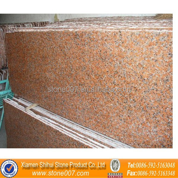 Timely Delivery Natural Maple Red Granite