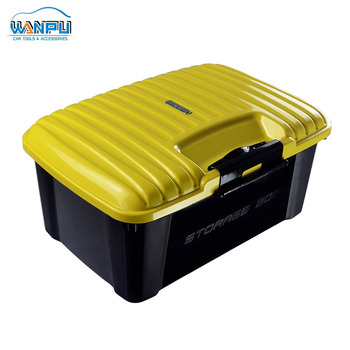 Eco-friendly Reliably Sealing Strong Bearing Capability Multifunctional Plastic Car Organizer