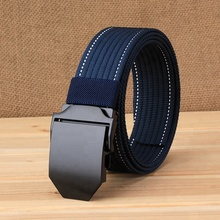도매 2018 new casual nylon belt 해 다양한 진 belt denim black 버클 men's belt