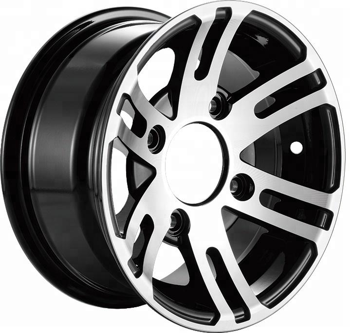 Black Machine 10x5 Inch Car Alloy Wheels Rims 10 Et Atv Wheels Buy Atv Alloy Wheel Rim Car Alloy Wheel Rim 10 Inch Atv Wheels Product On Alibaba Com