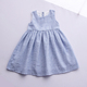 flutter lace girl woven dress children boutique clothing sets for wholesale