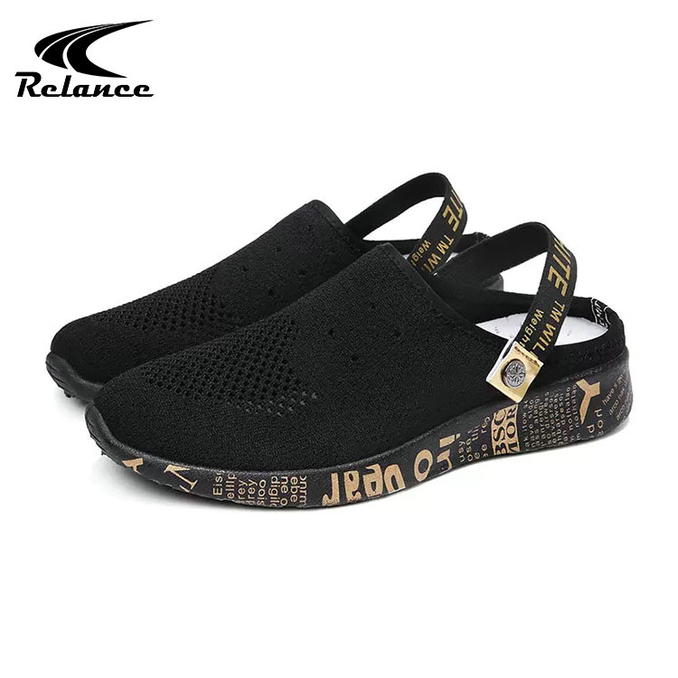 Strap Wholesale Stylish Black Shoes Breathable Buckle Mens Casual RCxpnCTqwr