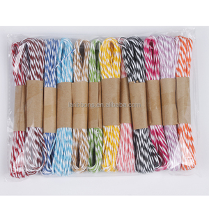Factory wholesale DIY 3M bakers twisted paper twine