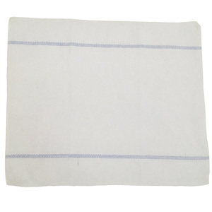 recycled mop cloth white cotton floor cleaning cloth