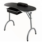 whole sale portable salon Nail manicure table Equipment supplier
