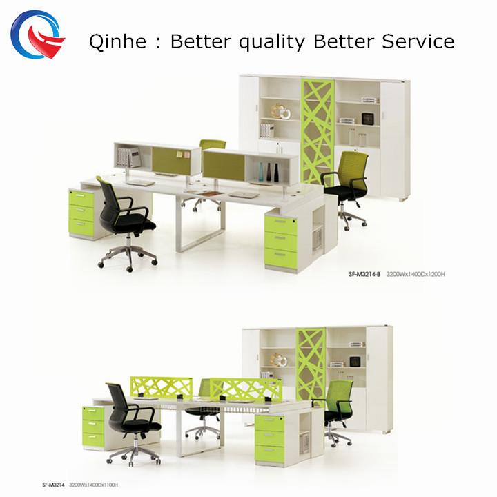 Estaci n de trabajo de escritorio mobiliario de oficina for Mobiliario modular para oficina