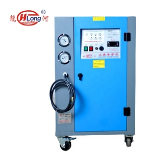 China 10HP water cooled chiller fast cooling water with CE certificate