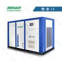 DENAIR permanent magnet vsd air compressor head for sale of 8bar