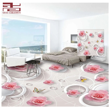 Outstanding Foshan Guci 3D Wall And Floor Tile For Bathroom Tiles Designs 3D Ceramic Floor Tile Buy Wall Tile Bathroom Bathroom Tile Ceramics Wall 3D Tile Download Free Architecture Designs Scobabritishbridgeorg