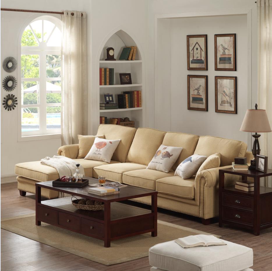 Chesterfield divani angolo sofa designs modern furniture living room sofa set