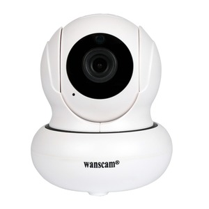 Wanscam Mini Indoor HD Onvif Wireless Baby Monitor HW0021-1 Camera with Max 128G SD Card
