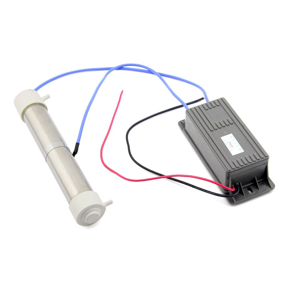 Owfeel 3g/h Water Air Purifier Quartz Tube Ozone Generator 110V