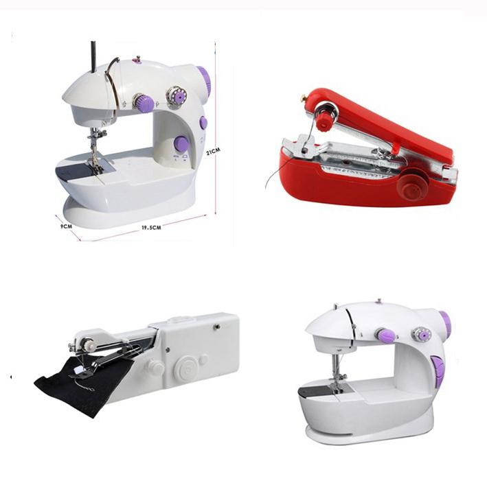 Zogifts 새로운 디자인 수동 가정용 가격 미니 전기 재봉틀