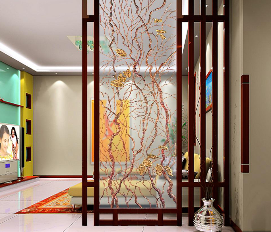 2016 Top Quality Best Selling Decorative Stained Glass
