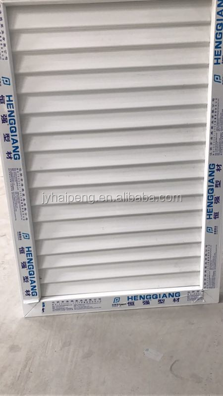 pvc Persian blinds/window blind/window shade American style