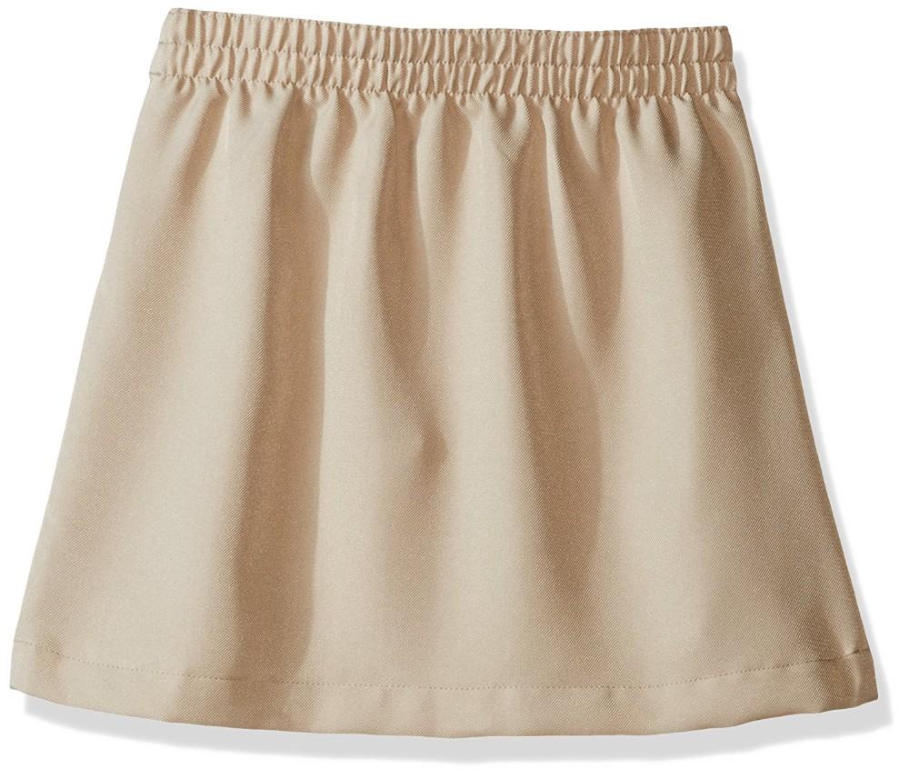 94417d4a6ab6ef 2016 new-style Girl Dress khaki pleated skirt Primary School Uniform Design  Girl Mini Dress