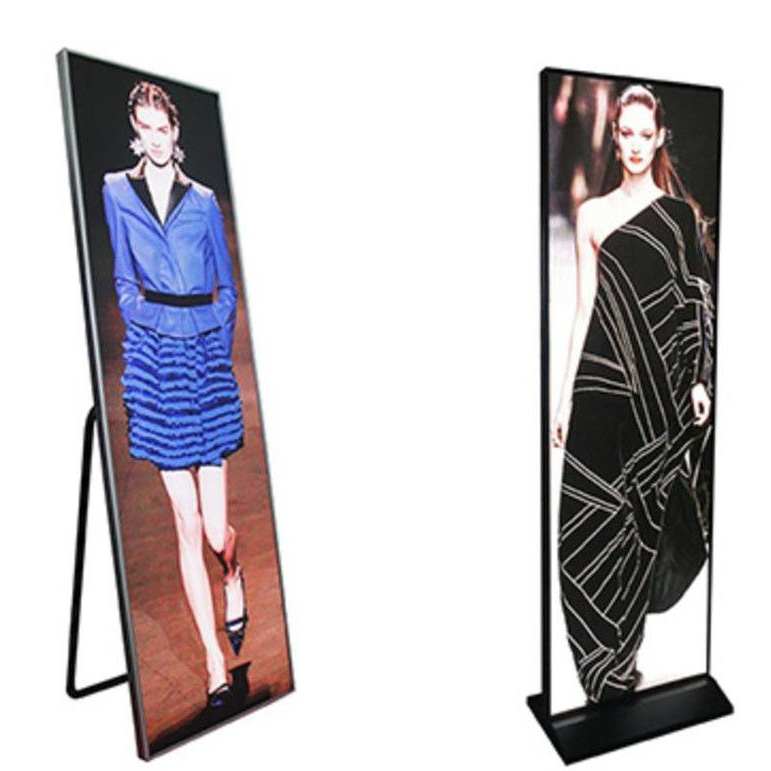 Full Color P3mm Indoor Advertising LED Poster Display <strong>Screen</strong>